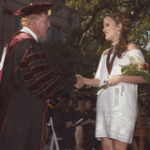DSF Grad, Amanda Way --College of Charleston